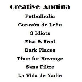 CREATIVE ANDINA (LOS ANGELES)