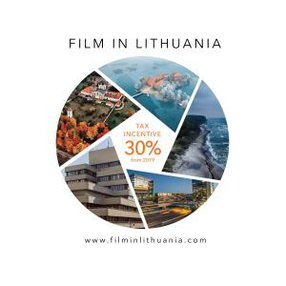 FILM IN LITHUANIA / VILNIUS CHAMBER OF COMMERCE, INDUSTRY AND CRAFTS