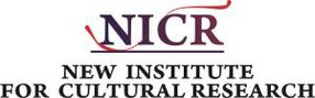 NEW INSTITUTE FOR CULTURAL RESEARCH