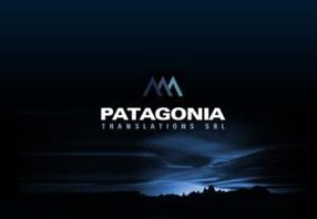 PATAGONIA TRANSLATIONS