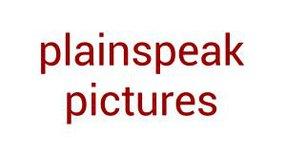 PLAINSPEAK PICTURES