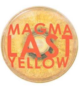 LAST YELLOW MAGMA