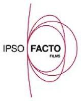 IPSO FACTO PRODUCTIONS