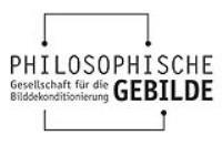 PHILOSOPHISCHE GEBILDE - GESELLSCHAFT FÜR DIE BILDDEKONDITIONIERUNG