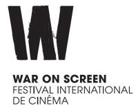 WAR ON SCREEN - FESTIVAL INTERNATIONAL DE CINÉMA