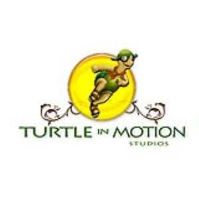 TURTLE IN MOTION
