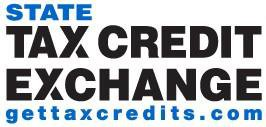 STATE TAX CREDIT EXCHANGE