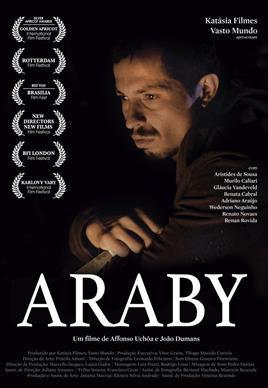 Resultado de imagem para affonso uchoa arabia movie
